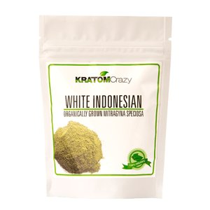 WHITE INDONESIAN