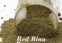 red riau kratom