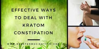 Kratom Constipation