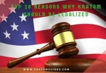 Legalizing Kratom