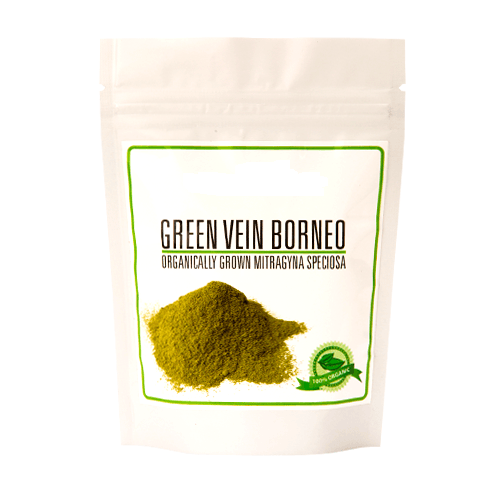 Green Vein Borneo