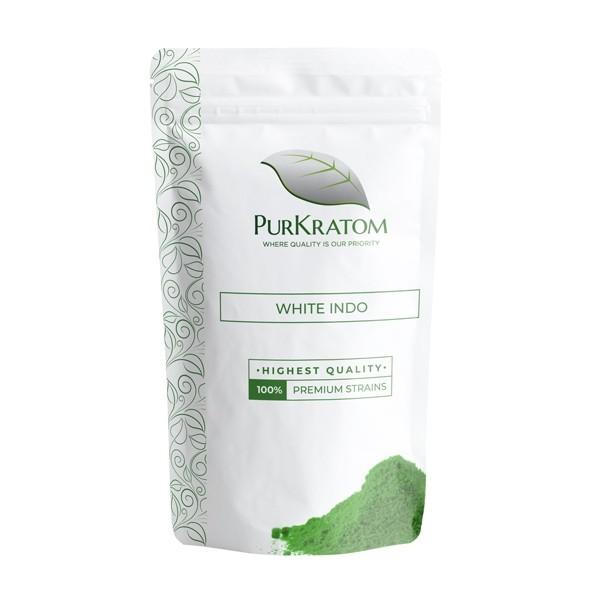 white indo purkratom