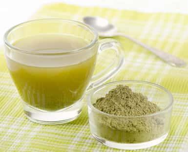Kratom With Tea