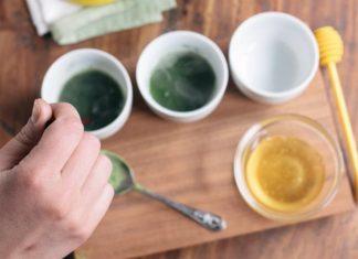Kratom Tea Preparation
