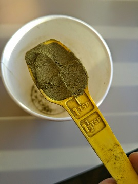 kratom dosage teaspoon