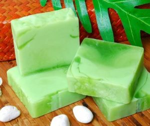 make kratom soap