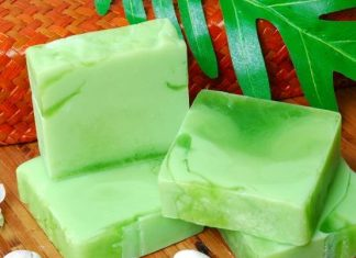 make kratom soap