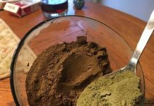 mixed maeng da kratom