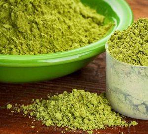 strongest green vein kratom