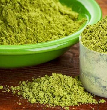 strongest green vein kratom