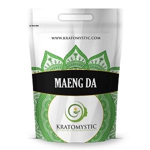 Green Maeng Da Kratomystic