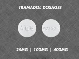 dosage of Tramadol