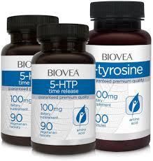 5-HTP with L-Tyrosine