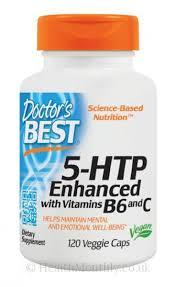 5-HTP with Vitamin B6