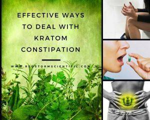 Kratom Constipation
