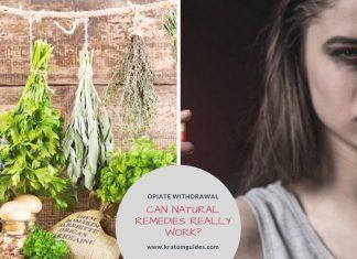 natural remedies for Opiate withdrawal