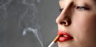 smoking Kratom