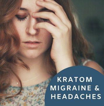 kratom headaches migraine