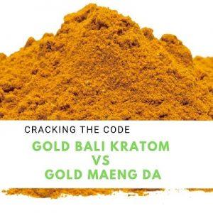 gold bali gold maeng da