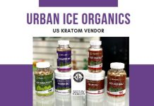 urban ice organics review