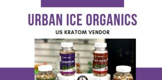 urban ice organics review
