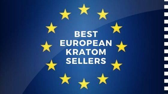 European Kratom Sellers