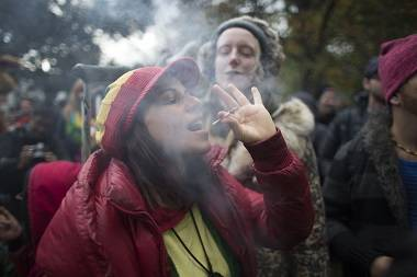 Marihuanilla smoke