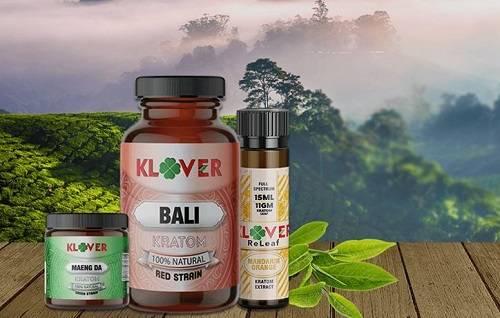 Klover Releaf Botanical