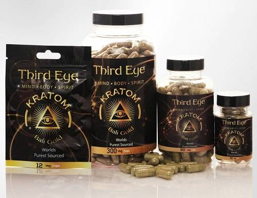 Third Eye Labs Kratom