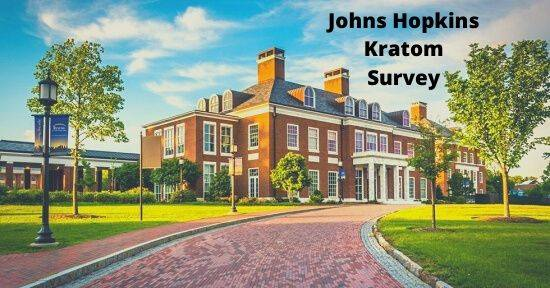Johns Hopkins Kratom Survey
