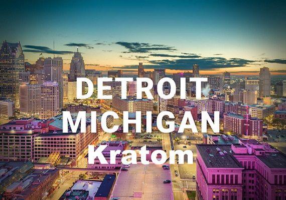 Detroit Michigan Kratom