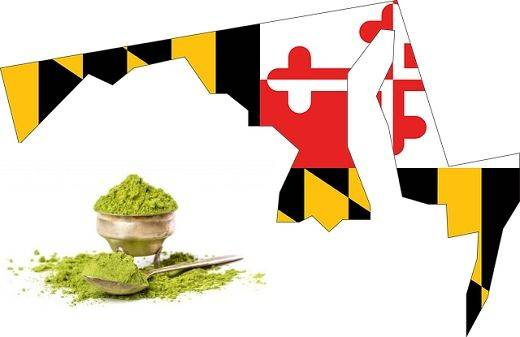 kratom in maryland