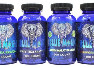 Blue Magic Kratom