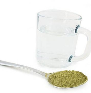 Kratom Dehydration
